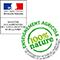 Logo 100% nature